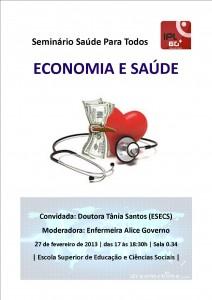 Economia e Saúde