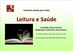 Leitura e Saúde